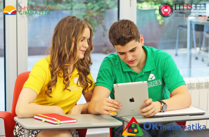 OKmatematika se uči i u Savremenoj gimnaziji i ITHS-u