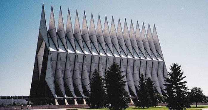 crkva u koloradu