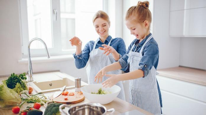 matematika kuhinja vezbanje kreativno